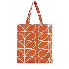 Orla Kiely Love Birds Packaway Shopper Bag