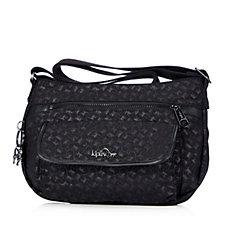 Kipling Syro Monkey Madness Zip Top Shoulder Bag