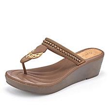 Grendha Tribal II Wedge Sandal