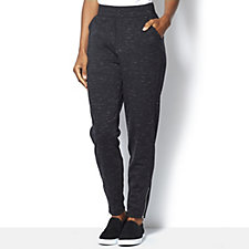 Isaac Mizrahi Live Soho Relaxed Trousers Ankle Zip