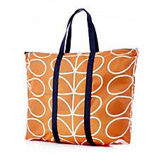 Orla Kiely Foldaway Travel Bag