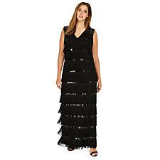 Studio 8 by Phase Eight Estrella Fringe Detail Maxi Dress