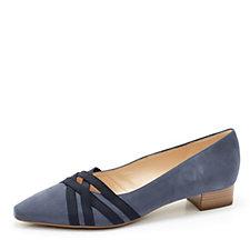 Peter Kaiser Liesel Elastic Trim Pointed Toe Shoe
