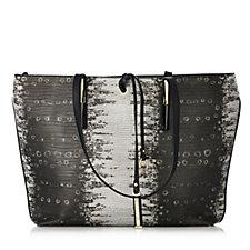 Frank Usher Luxury Shopper Handbag with Removable Inner Bag
