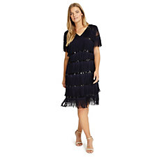 Studio 8 by Phase Eight Holly Fringe Dress