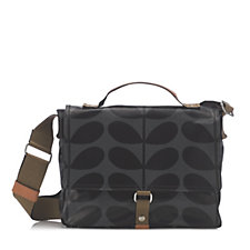 Orla Kiely Solid Stem Satchel Bag