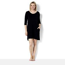 Anybody Loungewear Cozy Knit Sleep Shirt