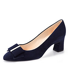 Peter Kaiser Leika Bow Trim Court Shoe