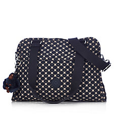 Kipling Tanguay Medium Zip Top Handbag with Front Pocket