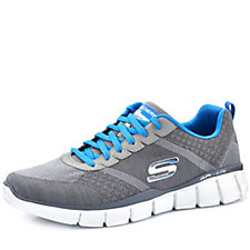 Skechers Equalizer 2.0 True Balance Round Knitted Skech Knit Mens Trainer