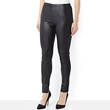 Slim 'n Lift Leather Look Legging
