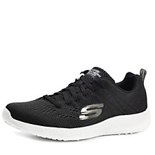 Skechers Mens Second Wind Mesh Lace-Up with Air Cooled Memory Foam