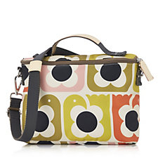 Orla Kiely Love Birds Mini Box Bag