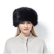 Frank Usher Faux Fur Hat