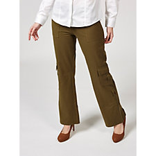 Wicked by Women with Control Convertible Cargo Trousers