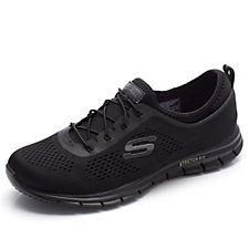 Skechers Sport Active Glider Harmony Bungee Slip On with Memory Foam