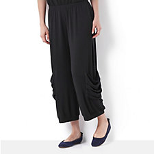 Yong Kim Modal Trouser with Side Pockets