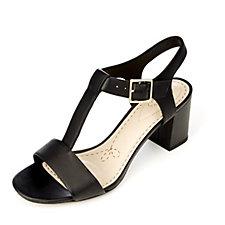 Clarks Smart Deva Block Heel Sandal