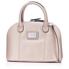159456 - Tignanello Saffiano Leather Dome Shaped Crossbody Bag