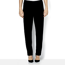 Isaac Mizrahi Live 24/7 Stretch Pull On Ankle Length Trouser