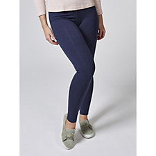 Women with Control Heathered Leggings