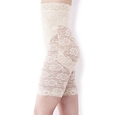 Slim 'n Lift Lace High Waisted Aire Short