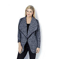 Boucle Marl Jacket by Michele Hope