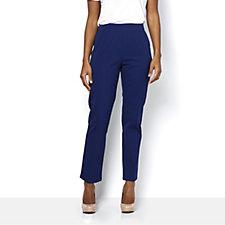 C. Wonder Stretch Slim Leg Ankle Trousers