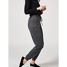 Christopher Fink Heather Knit Jogger