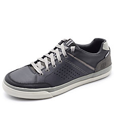 Skechers Mens Diamond Back Rendol Low Profile Lace Up Shoe