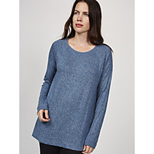 Anybody Brushed Hacci Relaxed Top