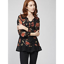 Joe Browns All I Want Autumnal Blouse