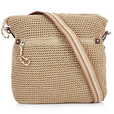 The Sak Noe Zip Top Crossbody Bag