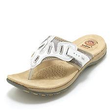 Earth Spirit Palm Bay Adjustable Strap Toepost Sandal