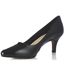163259 - Clarks Isidora Faye Kitten Heel Court Shoe