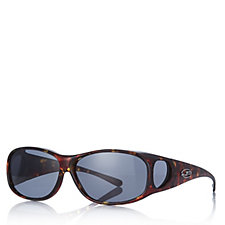 JPE Fitover Classic Large Sunglasses with Polarview Lenses & Case