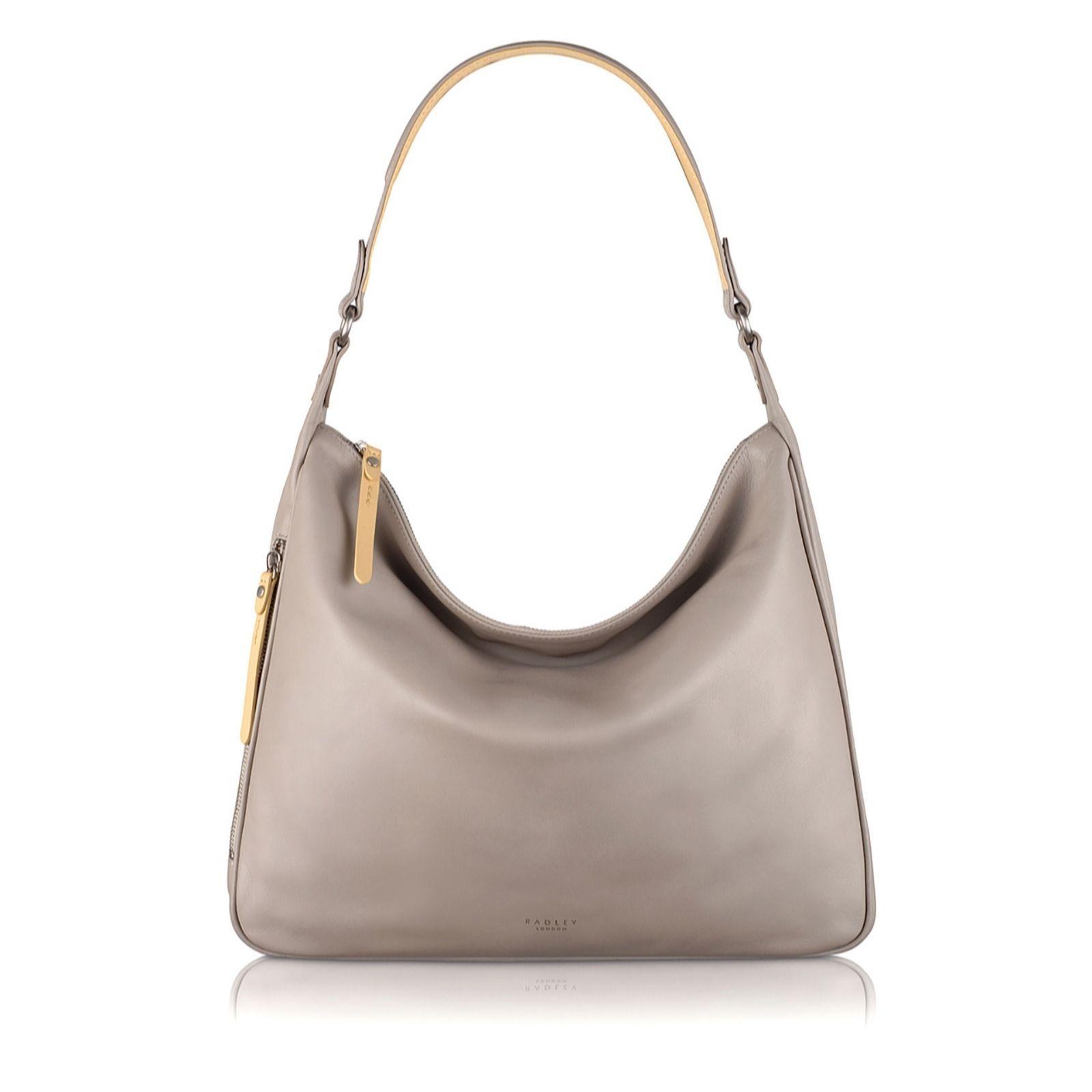Radley London Frith Street Large Zip Top Hobo Bag - Page 1 - QVC UK