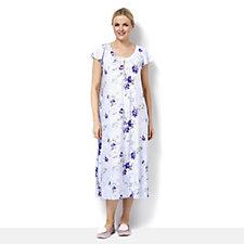 Carole Hochman Blooming Meadow Long Night Gown