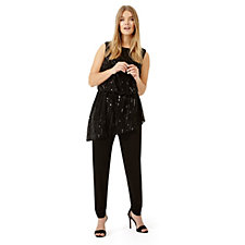 Studio 8 by Phase Eight Embellished Bronte Jumpsuit