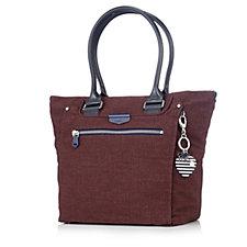 Kipling Kaeon Life Saver Tote Bag with Keyring