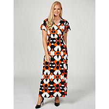 174060 - Joe Browns Flawless Jersey Maxi Dress