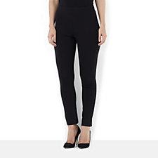 Kim & Co Milano Knit Narrow Leg Trouser