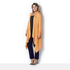 Join Clothes Lightweight Knit Long Sleeve Cardigan