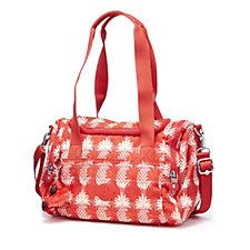 Kipling Boyana Medium Curved Zip Bowling Bag with Crossbody Strap