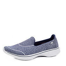 Skechers GOwalk 4 Super Sock Slip On Shoe