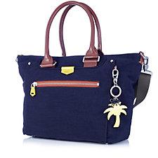 Kipling Kaeon Life Saver Small Shoulder Bag with Keyring