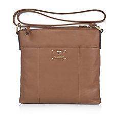Tignanello Bella Smooth Operator Glove Leather Crossbody Bag