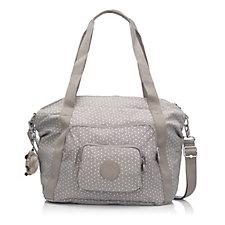 Kipling Aala Premium Extra Large Shoulder Bag with Adjustable Strap