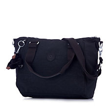 Kipling Amiel Medium Tote Bag with Adjustable Shoulder Strap