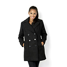 Centigrade Honeycomb Peacoat